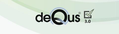 deQus Logo 3.0